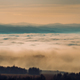 Moody autumn landscape with hills, mountains and clouds, Slovakia - PhotoDune Item for Sale