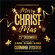 Free Download Merry Christmas Flyer Template Nulled