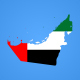 Free Download United Arab Emirates Map Kit Nulled