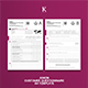 Aimon Customer Questionnaire A4 Template - GraphicRiver Item for Sale