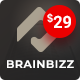 Free Download BrainBizz - Finance & Business WordPress Theme Nulled