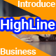 HighLine - One Page Parallax Responsive HTML5 Template - ThemeForest Item for Sale