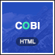 Free Download Cobi - Creative Portfolio HTML5 Template Nulled