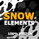 Free Download Winter Snow Elements Nulled