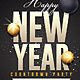 New Years Eve Psd Flyer - GraphicRiver Item for Sale