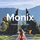 Monix Premium Google Slide Template - GraphicRiver Item for Sale