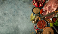 Middle eastern or arabic tradition ingredients - PhotoDune Item for Sale
