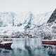 Reine fishing village, Norway - PhotoDune Item for Sale