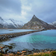 Fredvang Bridges. Lofoten islands, Norway - PhotoDune Item for Sale