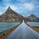 Road in Norway in winter - PhotoDune Item for Sale