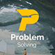 Problem Solving Pitch Deck Keynote Template - GraphicRiver Item for Sale