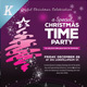 Christmas Event Flyer Template vol.03 - GraphicRiver Item for Sale