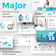 Major Business Pitch Deck Powerpoint Template - GraphicRiver Item for Sale