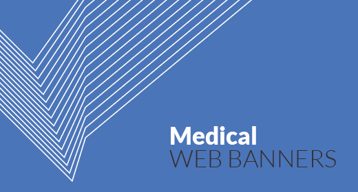 Medical & Health Care Web Banners