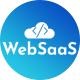 Free Download WebSasS - SaaS, Software, Startup Tech PSD Template Nulled