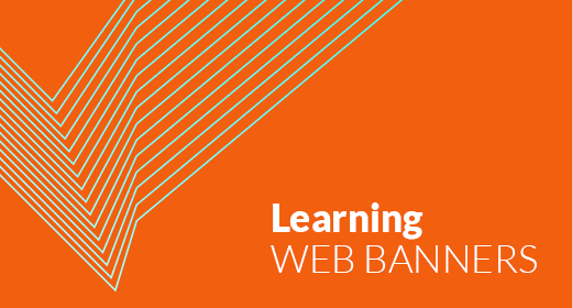 Learning & Education Web Banners
