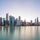 Chicago, Illinois, USA Lake Skyline - PhotoDune Item for Sale