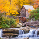 Glade Creek Gristmill in Autumn - PhotoDune Item for Sale