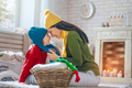portrait of happy loving family - PhotoDune Item for Sale