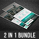 Corporate DL Flyer Bundle - GraphicRiver Item for Sale
