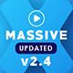 Massive X Presentation Template Updated v2.4 - GraphicRiver Item for Sale