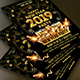 New Year Party Flyer Templates - GraphicRiver Item for Sale