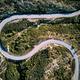 Winding road aerial view - PhotoDune Item for Sale