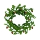 Christmas Wreath in Snow and Pinecones - GraphicRiver Item for Sale