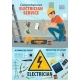 Electricity Repair Service - GraphicRiver Item for Sale