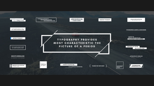Dynamic Minimalism – Animated Titles for Premiere Pro