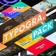 Free Download Typography Pack Nulled