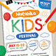 Kids Festival Flyer - GraphicRiver Item for Sale