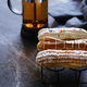 Choux Pastry Eclairs - PhotoDune Item for Sale