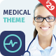 HolaMed - Medical Diagnostic Clinic WordPress Theme
