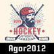 Canadian Hockey Logo - GraphicRiver Item for Sale