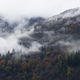 foggy autumn mountains - PhotoDune Item for Sale