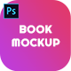 Free Download Cover Book Mockup Nulled