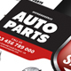 Auto Parts Promotion - GraphicRiver Item for Sale