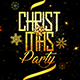 Christmas Party Flyer Template Vol.1 - GraphicRiver Item for Sale