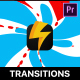 Fluid Motion Transitions Pack - VideoHive Item for Sale