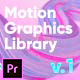 Motion Graphics Library - VideoHive Item for Sale