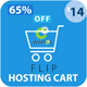 Flip Hosting Cart - WHMCS Order Form Template - One Page Review & Checkout - CodeCanyon Item for Sale