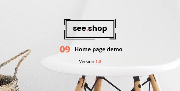 See Shop Furniture - Interior RTL Responsive WooCommerce WordPress Theme - WooCommerce eCommerce