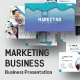 Marketing Business - Keynote Template - GraphicRiver Item for Sale