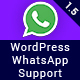 WordPress WhatsApp Support - CodeCanyon Item for Sale