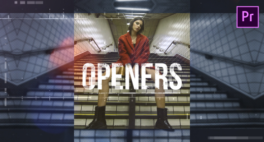 Premiere Pro Openers