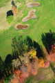 Aerial view golf course - PhotoDune Item for Sale