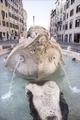 The Barcaccia Rome fountain - PhotoDune Item for Sale