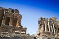 Roman theater in Taormina - PhotoDune Item for Sale