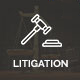 Free Download Litigation - Lawyers and Law Firm HTML Template Nulled